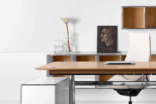 Möbel fürs Chefzimmer von Bosse