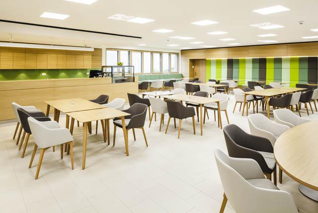Cafeteria Heimeinrichtung - Büro Creativ Heimausstatter Koblenz