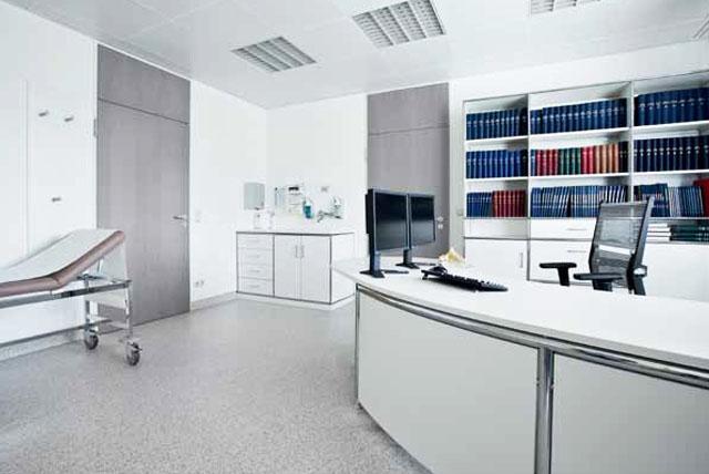 Moderne Möbel für die Krankenhaus-Einrichtung