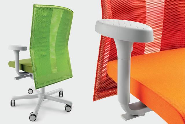 Löffler Bürostühle mit Armlehnen