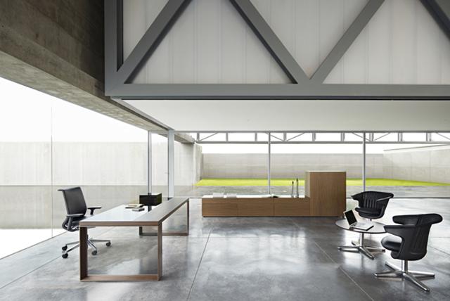 Stilvolle Möbel für Chefbüros