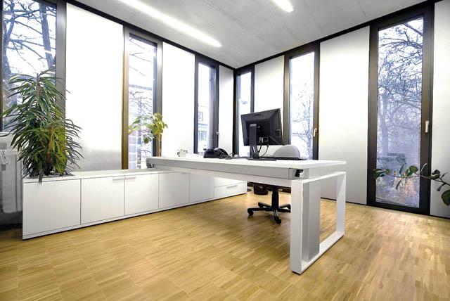 Einrichtung für stilvolle Chefbüros