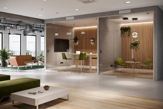 Möbel für Loungebereiche