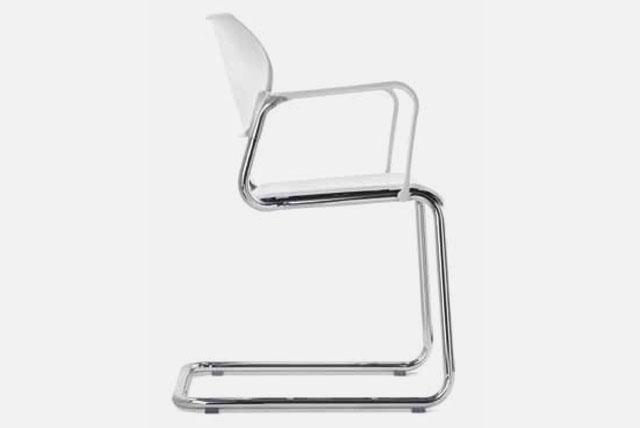 Dauphin Warteraum Praxis-Stühle