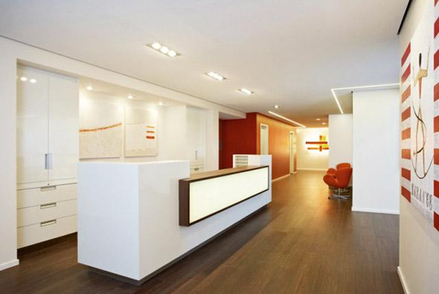 Empfangsmöbel für Büro und Praxis