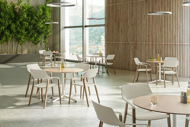 Heim und Pflegeeinrichtung Möbel für Essenssaal