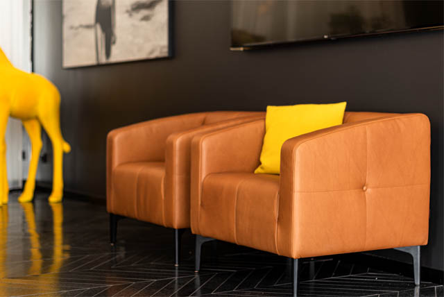 Moderne & bequeme Loungesessel