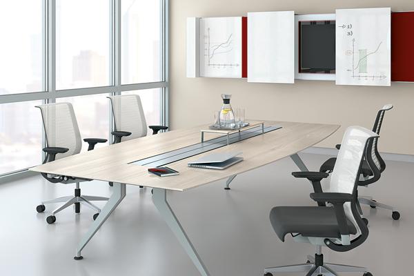 Einrichtung für Meeting-Räume