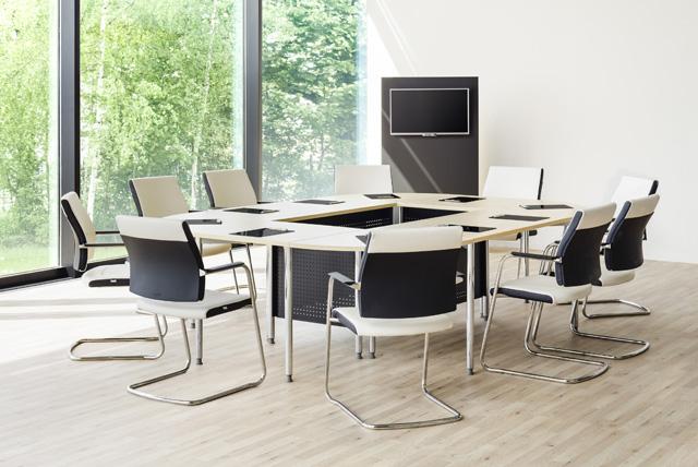 Möbel für Konferenzräume