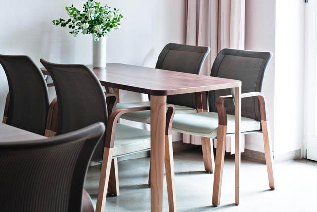 Patientenzimmer Altenpflege Möbel von Brunner