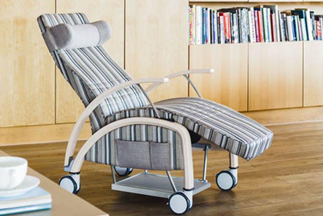 Pflege Sessel Heimmöbel Heimeinrichtung