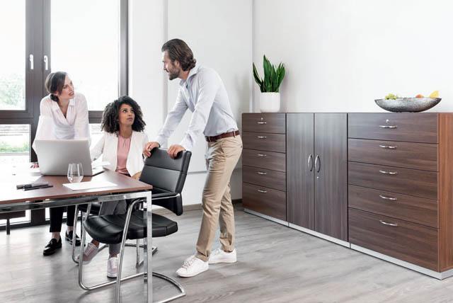 Moderne Sideboards für´s Büro