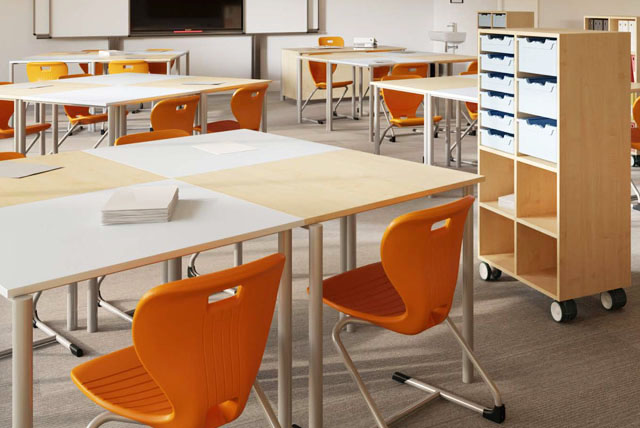 Schulmöbelhersteller Conen für Schulen und Bildungseinrichtungen