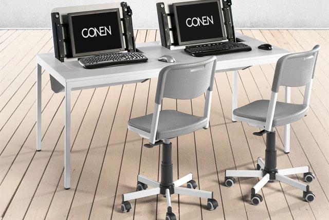 Computer Arbeitsplätze für Schulen