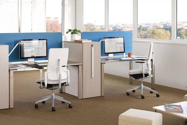 Ergonomische Bürostühle von Steelcase