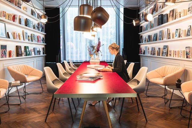Loungebereiche für Meetings