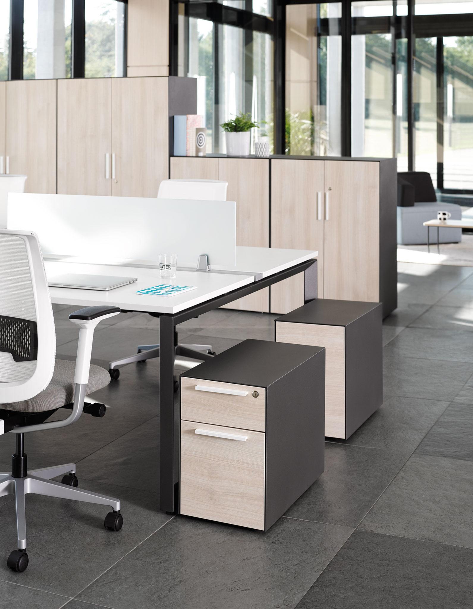Schreibtischcontainer von Steelcase