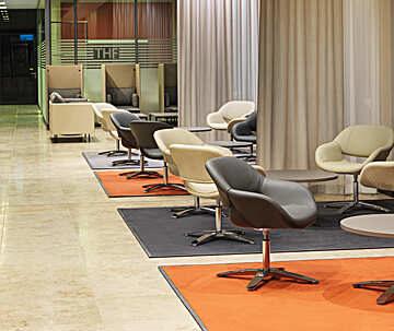 Moderne Wartzimmerstühle von Kusch+Co